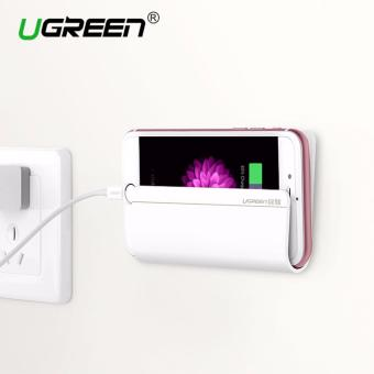 Harga UGREEN Universal Wall Stand Mount Charger Phone Holder for Cell Phone Tablet