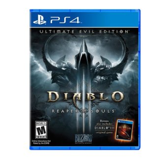 Blizzard Entertainment Diablo III: Reaper of Souls for PS4 Price Philippines