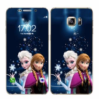 Harga Oddstickers Elsa Skin Cover for Samsung Galaxy S6 Edge Plus