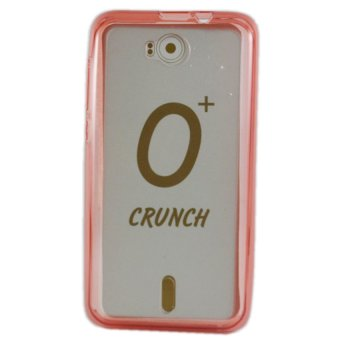Senior TPU Back Case for O+ O Plus Crunch (Red) Price Philippines