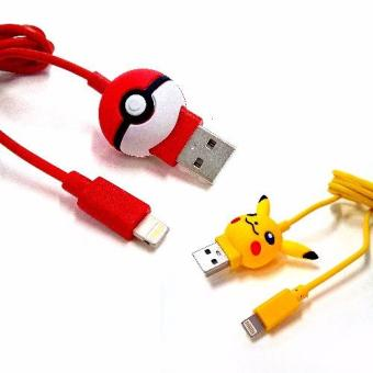 Pokemon GO Pokeball and Pikachu Lightning Cable Price Philippines
