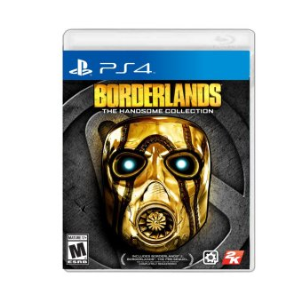 Harga 2K Games Boarderlands: The Handsome Videogame Collection