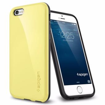 Harga Spigen Capella iPhone 6 Case with Advanced Shock Absorption for iPhone 6S / iPhone 6 - yellow