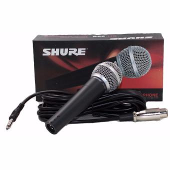 Shure SH-58S Dynamic Vocal Microphone (Black) Price Philippines