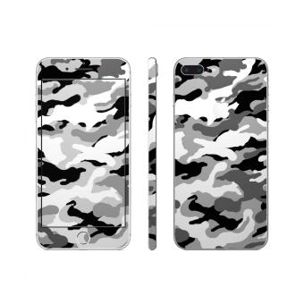 Harga Oddstickers Camouflage 2 Phone Skin Cover for iPhone 7 Plus