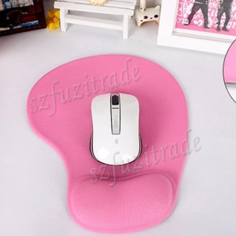 Office Mouse Pad Mat Mousemat with Gel Anti-Slip Wrist Support for PC Mac Laptop Price Philippines