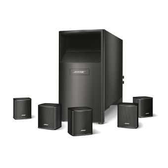 Bose Acoustimass 6 Series V Home Cinema Speaker System - Black Price Philippines