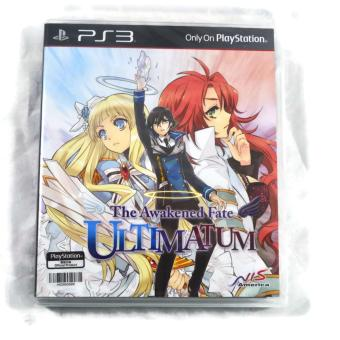 The Awakened Fate Ultimatum Game for PS3 Price Philippines