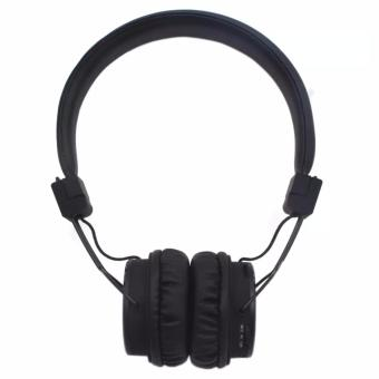 NIA-X3 108dB 4 in 1 Collapsible Wireless Bluetooth Over the Ear Headphone (Black) Price Philippines