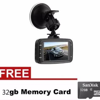 Harga CAI-PRO GS8000L Car DVR 1080P Camcorder with FREE 32GB Memory Card FOR LEXUS