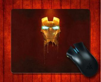 MousePad Iron Man Movie for Mouse mat 240*200*3mm Gaming Mice Pad - intl Price Philippines