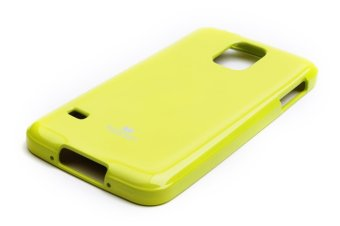 Goospery Jelly Case for Samsung Galaxy S5 (Lime Green) Price Philippines