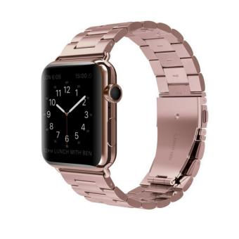 Apple Watch Band Stainless Steel Metal Watch Strap Replacement Bracelet for Apple iWatch 42mm - intl Price Philippines