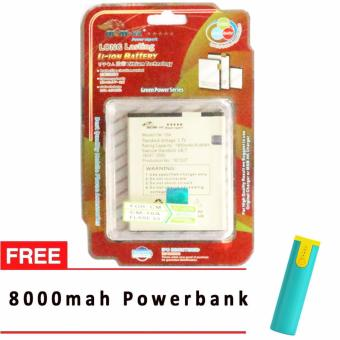 MSM HK Battery for Cherry Mobile CM-10A FLARE S3 WITH FREE 8,000 MAH POWERBANK Price Philippines