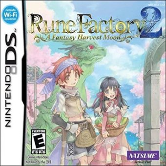 Rune Factory 2: A Fantasy Harvest Moon Price Philippines