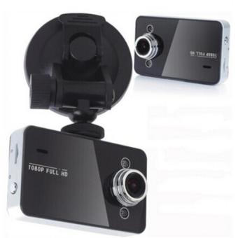 Harga Car Cam DVR Recorder (Black)