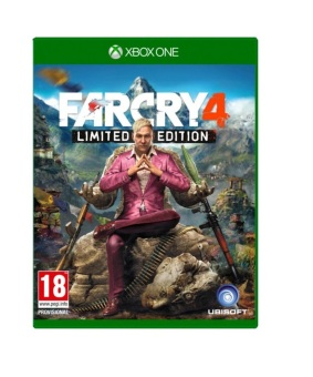 Ubisoft Far Cry 4 Game for Xbox One Price Philippines