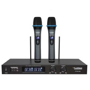 Harga The Platinum PTW-500 Wireless Microphone