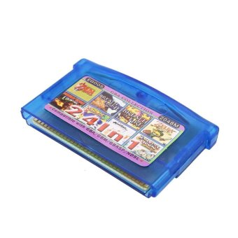 Advance 24 In 1 Pokemon Nintendo GBA Game Card For GBA/GBM/GBASP/NDSL Kids - intl Price Philippines