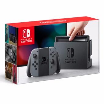 Nintendo Switch 32GB Console - Gray Joy-Con - intl Price Philippines