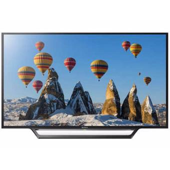 """Sony Bravia 32"""" Digital Built-in WI-FI LED TV KDL-32W607D Black"""""""