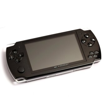 Hot Classic 8GB 4.3-Inch TFT Screen Mp4 MP5 Player Game Player Supports Psp Game Camera Video E-book Music (Black) Price Philippines