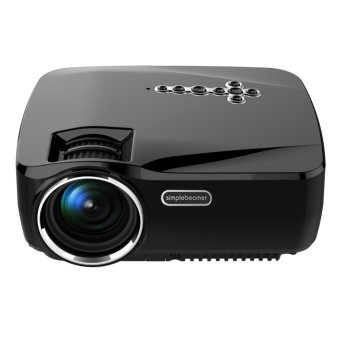 Harga VAKIND GP70UP Projector Home Wireless HD Bluetooth WIFI
