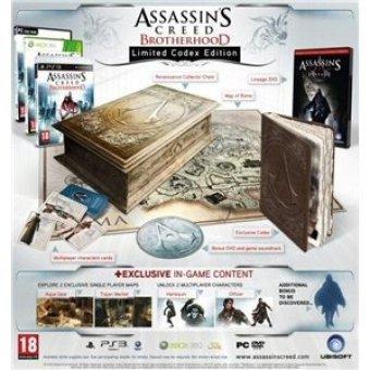 AssassinS Creed BrotherhoodLimited Codex Edition European Import Price Philippines