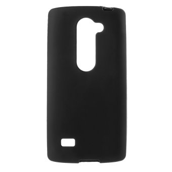 Harga TPU Skin Case for LG Leon 4G H340N / Leon H320 (Black)