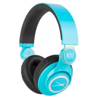 Altec Lansing MZX756 Kickback 106dB Over-the-Ear Headphone (Blue) Price Philippines