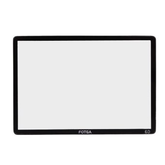 Harga Fotga Optical Glass LCD Screen Protector Guard for Canon EOS 6D DSLR Camera