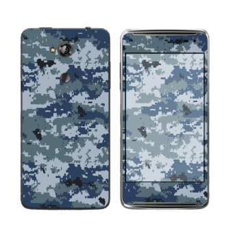 Harga Oddstickers Navy Camouflage Pattern Phone Skin Cover for Acer Liquid E600