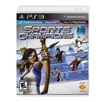 Sports Champions for PS3 Price Philippines