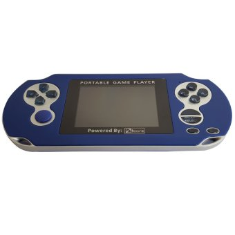 iCore PGP III 32-bit Portable Game Player (Blue) Price Philippines