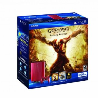 Ps3 500 Gb God Of War Ascension Legacy Bundle Price Philippines