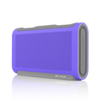 Braven Balance Waterproof Bluetooth Speaker (Periwinkle) Price Philippines