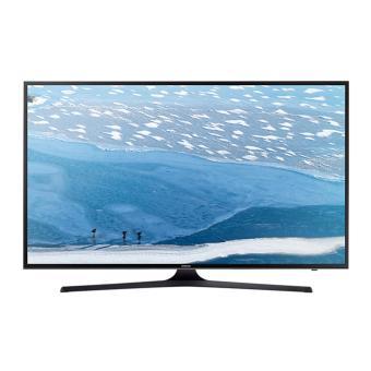 "Samsung 55"" UHD 4K Flat Smart TV UA-55KU6000 Series 6 (Black)"""