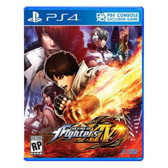 Harga The King of Fighters XIV (R3) for PS4