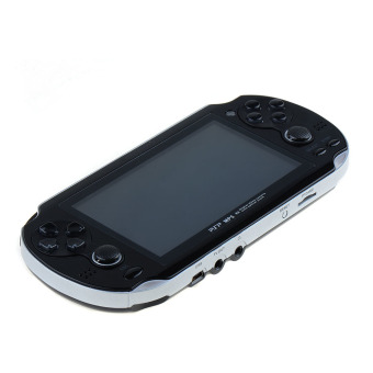 Easybuy 8G PSP Style MP5 Multimedia Game Player Photo Camera Recorder FM MP3 MP4 (Intl) Price Philippines