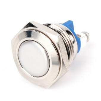 Harga OH 16mm Start Horn Button Momentary Stainless Steel Metal Push Button Switch