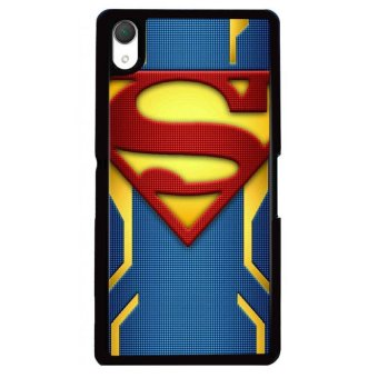 Harga Superman Men's Fashion Carton Phone Case For HTC Desire 826(Multicolor) - intl