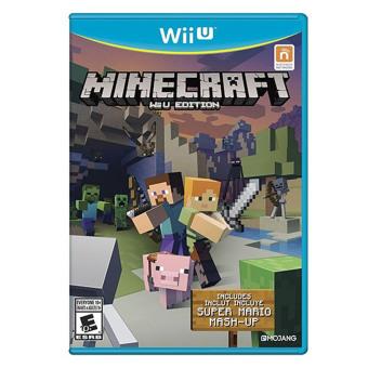 Minecraft Wii U Edition for Wii U Price Philippines