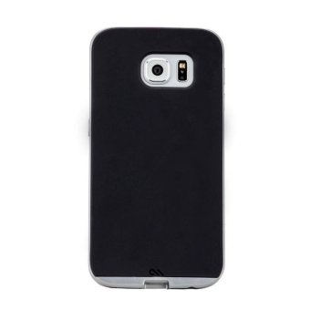 Case-Mate Slim Tough for Samsung Galaxy S6 (Black- Silver) Price Philippines