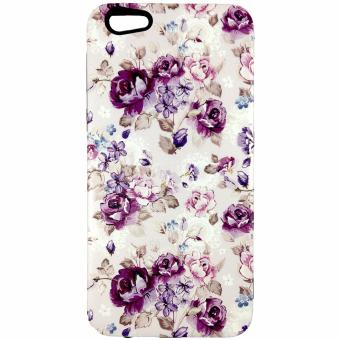 DualPro Hard Shell PC Case with Floral Paint for Oppo F3 Plus #2 Price Philippines