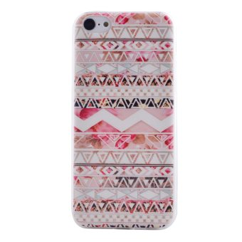 Soft TPU Cover Case for Apple iPhone 5c (Aztec) - intl Price Philippines