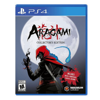 Aragami for PS4 Price Philippines