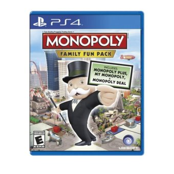 Ubisoft Monopoly Family Fun Pack for PS4 Price Philippines
