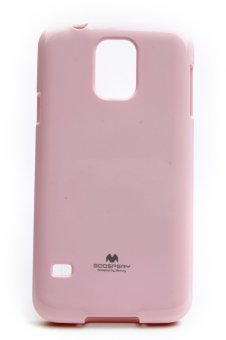 Goospery Jelly Case for Samsung Galaxy S5 (Pink) Price Philippines