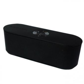 Harga LC Excellence S-207 Portable Bluetooth Mini Speaker (Black)