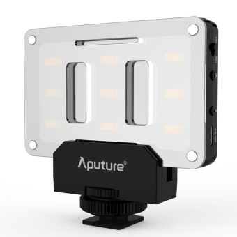 Aputure AL-M9 Portable LED Video Fill Light - Black - intl Price Philippines